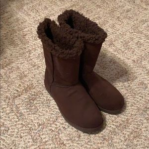 SO brown boots